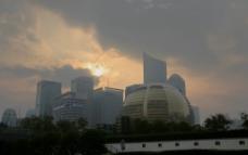 杭州市民中心图片