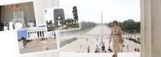 美国旅游相册模板35