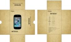 手机包装 牛皮纸图片