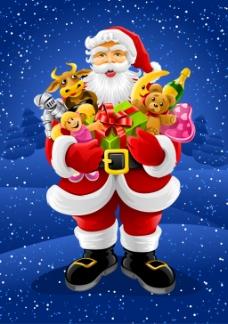 圣诞老人素材下载