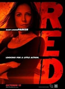 电影《red》海报图片
