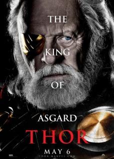 电影海报之雷神thor图片