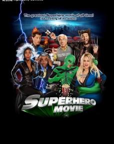 电影海报 超级英雄图片