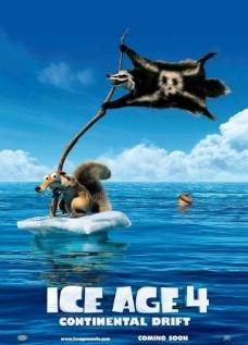 电影《冰河世纪4 大陆漂移》图片