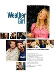 电影海报 气象女孩 weather girl图片