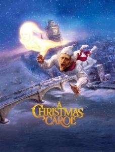 圣诞颂歌 高清海报图片