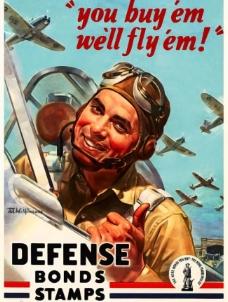 飞行员海报图片