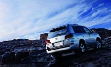 雷克萨斯全新一代越野车 lx570 suv图片