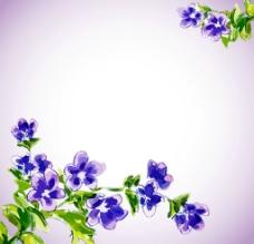 水墨花卉圖片