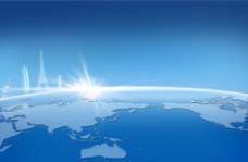 地球背景图
