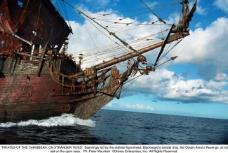 加勒比海盗 剧照图片