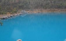 蓝月谷图片