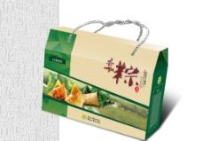 端午 粽子包装 平面图图片