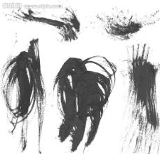 笔触线条图片