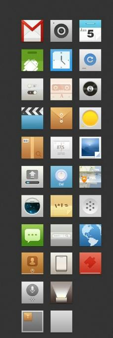 网页分页素材图片,网页素材 彩色 图标 按钮-图行天下