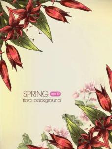 春天設計圖片