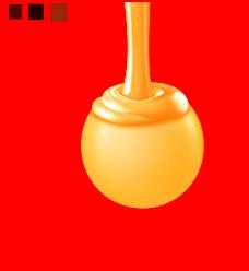 牛奶球图片
