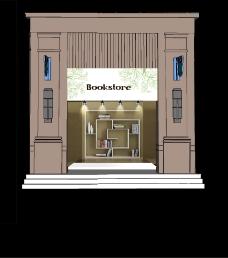 书店橱窗设计