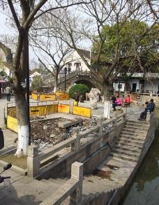 枫泾古镇图片