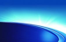 科技弧度素材背景图片