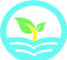 山水学校logo