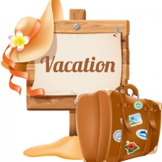 旅游背景图片