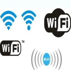 Wifi图标 创意图片