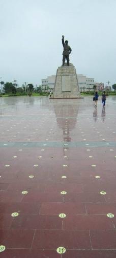 红八军纪念广场图片