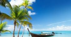 海滩 风景图片