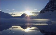 南极视频素材