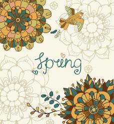 手繪花卉圖片