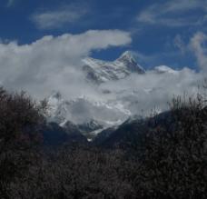 南迦巴瓦峰图片
