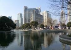 城中湖图片