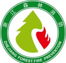森林防火新LOGO图片