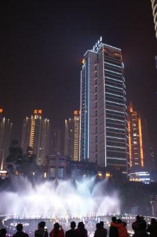 重庆夜景 山城夜景图片