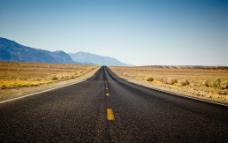 高速公路马路道路风光图片