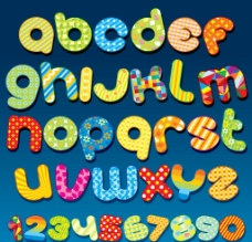字母设计图片