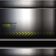 金属背景01——矢量素材