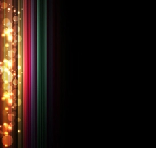 璀璨光效背景03—矢量素材