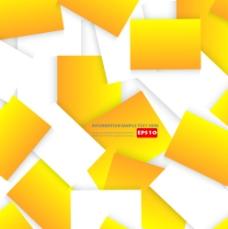 多彩卡纸背景设计矢量素材-1