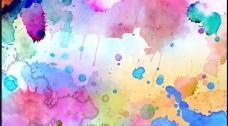水彩水墨画的特色效果