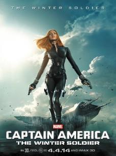 美国队长2(除文字合层)图片