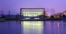湖南工业大学图书馆图片