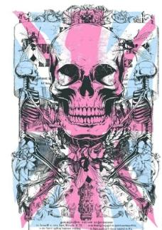 T恤图案欧美纹身设计图片