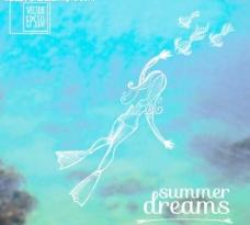 夏天潜水夏季旅游图片