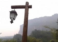 丹霞山景区路灯