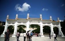 台湾台北故宫博物馆图片
