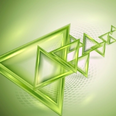 现代几何抽象背景06—矢量素材