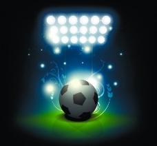 足球背景图片