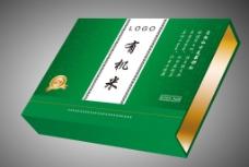 大米包装 (平面图)图片